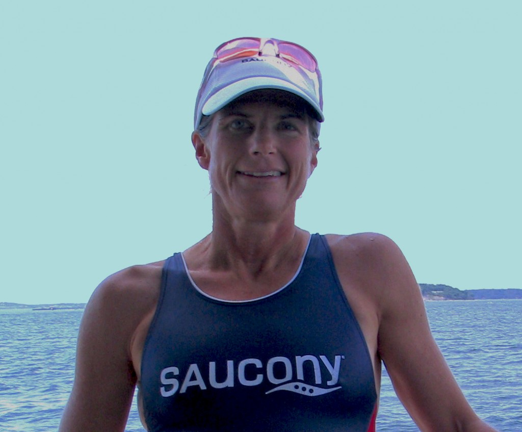 Karen Smyers Swim Across America 2007